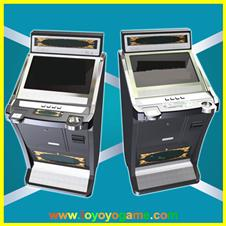 slot machine for casion metal cabinet LEJM-09