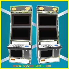 slot game center machine for casion metal cabinet LEJM-07
