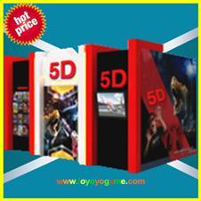 5D cinema cabinet LE5DC-03