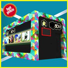 5D cinema cabinet LE5DC-02