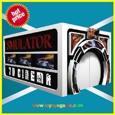 5D cinema cabinet LE5DC-04