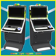 slot machine for casion metal cabinet LEJM-08