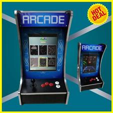 upright Cocktail arcade maximum tune arcade game machine coin-operated machine LELX-70