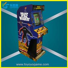 upright street fighter video game machine LEAR-11