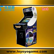 upright arcade game machine coin-operated machine LELX-71