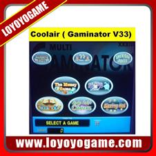 Casino boards coolair II version 33 Gaminator game board
