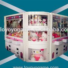 toy crane machine gift game machine LETOY-80