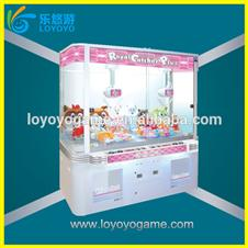 toy claw double player crane machine kids toy gift vending machine