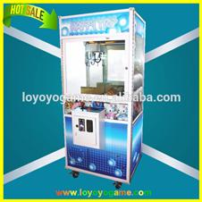 Electronic arcade hot sale indoor chocolate prize game machines