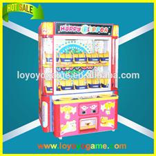 Double overturn crane gift prize machine canton fair exhibition toy machine