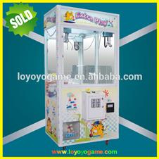 prize game machine in coin operated games original design toy claw machine