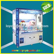 electronics vending machine equipment amusement crane gift machine