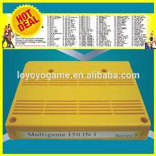 NewArrival SNK multi game Cartridge 150 in 1video game machine cabinet