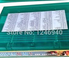 Geo SNK 120 in one fighting game cartridge jamma multi game pcb/game board