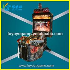 shooting gun machine shooting simulator machine arcade shooting simulator game machine (LESG-70)