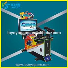 shooting gun machine game machine (LESG-40)